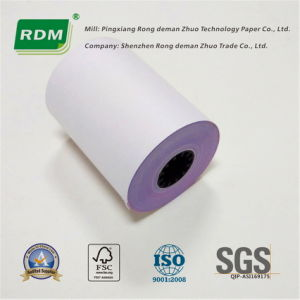 2 Ply NCR Paper Roll for DOT-Matrix Printers pictures & photos