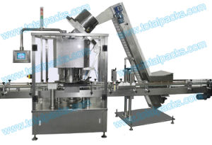 High Speed Rotary Chuck Capping Machine for Plastic or Metal Caps (CP-400A) pictures & photos