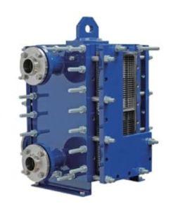 Block-Type Plate Heat Exchanger