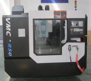 8000rpm Vertical Machining Center (VMC850) pictures & photos