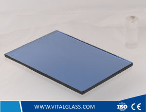 High Quality Coloured Reflective Glass with CE&ISO9001 pictures & photos