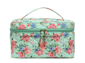 Fashion Printing Nylon Cosmetic Bag (KCCA011) pictures & photos