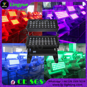 China Cheap 72X12W City Color Outdoor LED Stage Lights pictures & photos