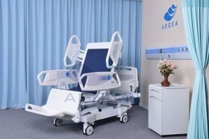 AG-Br001 8-Functions Hill ROM Type Electric ICU Bed pictures & photos