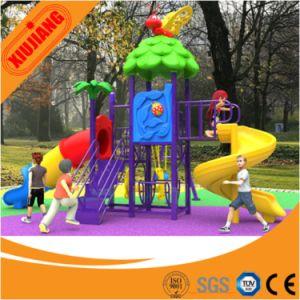 Factory Price Plastic Children Outdoor Playground Slide pictures & photos