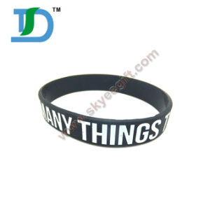 Silicone Bracelet Supplier From Guangzhou pictures & photos