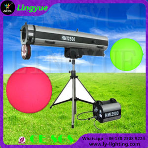 China Cheap 2500W Manual Stage Light Follow Spot with CE RoHS pictures & photos