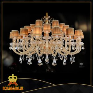 Decoration Crystal Chandelier for Hotel Lighting (KAMD88025-16+8+6) pictures & photos