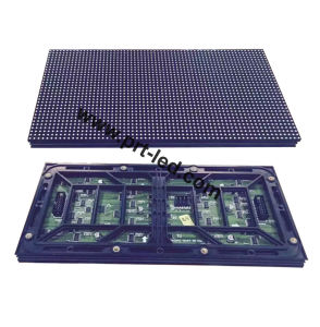 High Brightness Outdoor LED P4 Display Module with 256*128 mm Size (64*32dots) pictures & photos