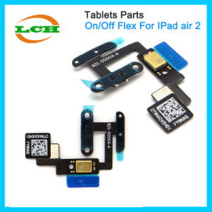 OEM Quality Replacement Flex for iPad Air 2 on/off Flex pictures & photos