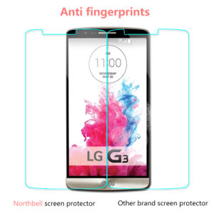 Factory Wholesale Mobile Phone LCD Screen Protector for LG G4 pictures & photos