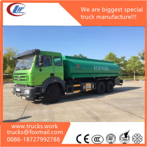North Benz Liquid Water Oil Diesel Loading Tank Truck pictures & photos