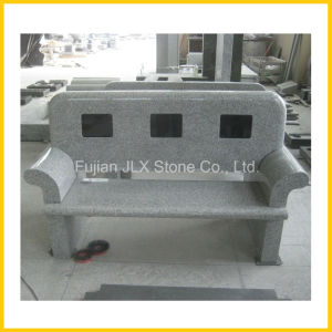 Cheap Price Outdoor Stone Garden Furniture Bench pictures & photos