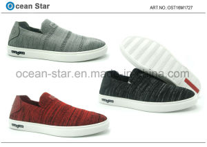 New Fashion Flyknit Young Breathable Man and Boy Shoes pictures & photos