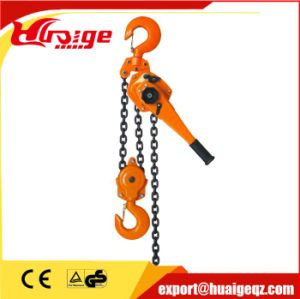0.75t-9t Vl Type Lever Hoist for Lifting pictures & photos