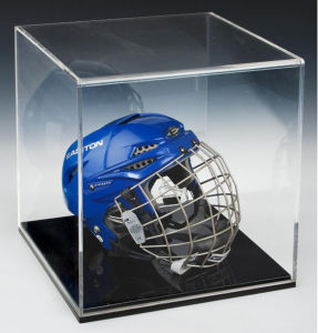 Top Selling Acrylic Display Helmet Box pictures & photos
