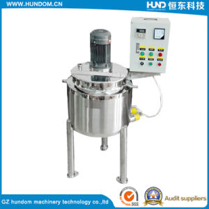 Guangzhou Hundom Stainless Steel Steam Jacketed Tank for Foo pictures & photos