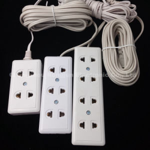 with Cable 1.5m 3m 5m Extension Sockets (SO-002) pictures & photos