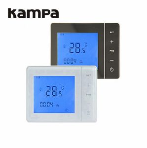 Digital Wall-Mount Room Thermostat Weekly Programmable with Large Screen pictures & photos