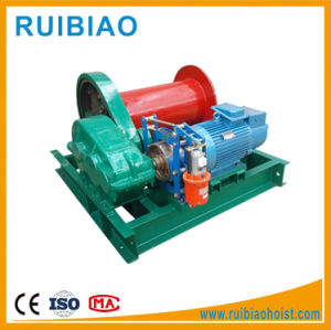 Building Material Lift Rope Hand Chain Winch 12V pictures & photos