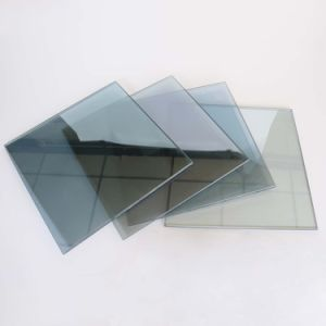 Reflective Glass for Building Material with Clear/Bronze/Green/Blue Color pictures & photos