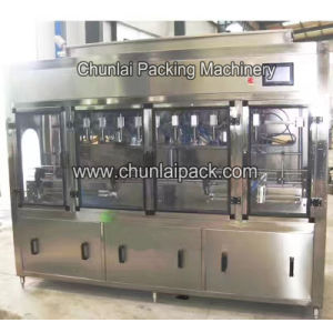 Bath Gel Bottle Filling Machine pictures & photos
