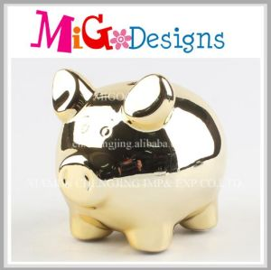 Factory Direct Elegant Craft Gifts Ceramic Money Banks pictures & photos