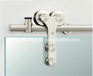 Elegant Sliding Glass Barn Door Hardware Sliding (LS-SDG-0610)