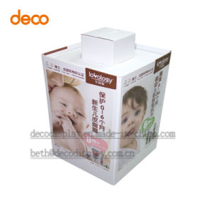Paper Counter Display Cardboard Display PDQ Display Carton pictures & photos