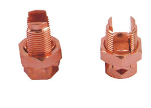 Split Bolt Brass Electrical Connector for Power Using pictures & photos