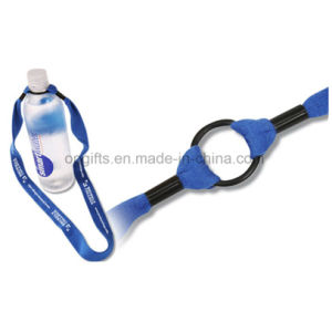 Customised Printed Bottle Holder Lanyards pictures & photos