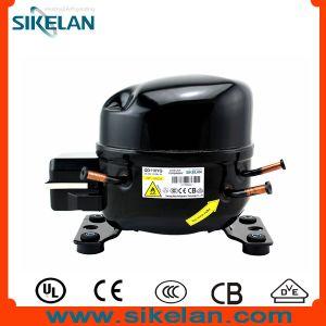 Sikelan AC Deep Freezer Fridge Refrigerator R600A Refrigeration AC Motor Compressor Qd110yg 220V 1/4HP pictures & photos
