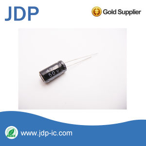 Aluminum Electrolytic Capacitor 47UF 50V pictures & photos
