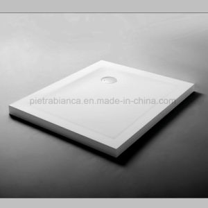 Fashion Man-Made Stone Shower Tray (PB3105)