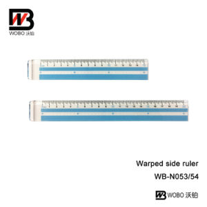 New Design Plastic Ruler for Office and School Supply pictures & photos