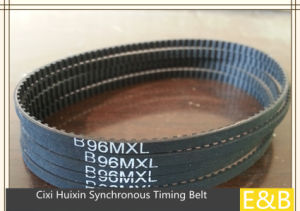 Rubber Timing Belt Mxl XL L H Xh T2.5 T5 T10 T20 pictures & photos