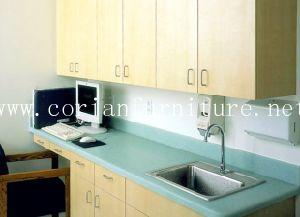 Corian Worktop Hospital Doctor Office Work Desk pictures & photos