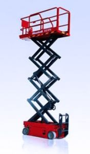 New Scissor Lift for Sale pictures & photos