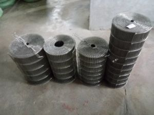 Food Wire Mesh Belt for Tunnel Oven Processing Equipment pictures & photos