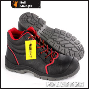 Industrial Leather Safety Shoes with PU/PU Sole (SN5490) pictures & photos