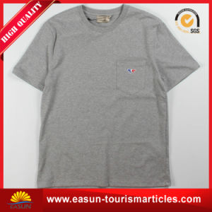 OEM Digital Printing T-Shirt with Embroidery pictures & photos