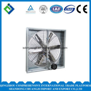 Ventilation Fan/Exhaust Fan Cowshed Hanging Fan Yuge-1250 1380*1380*300 pictures & photos