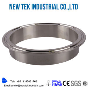 Stainless Steel Sanitary Fittings Tri Clamp Long Ferrules pictures & photos