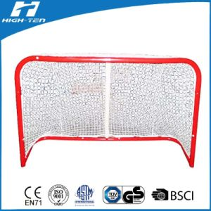 High Quality Hockey Goal (Steel tube with PVC coating) pictures & photos
