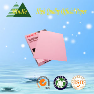 Colorful Anti-Static Copy Paper A4 Size and Any Size OEM Color Paper pictures & photos