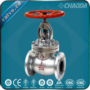 API Standard Cast Steel Globe Valve pictures & photos