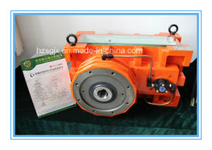 Single Screw Plastic Extruder Gearbox Similar Zlyj Reducer pictures & photos