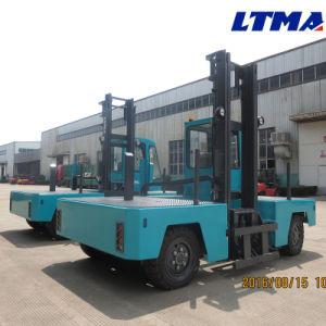 Special Forklift 3 Ton Mini Side Loader Forklift for Sale pictures & photos