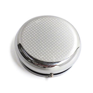 Best Selling Products One Day Small Metal Pill Box Pb-1008 pictures & photos