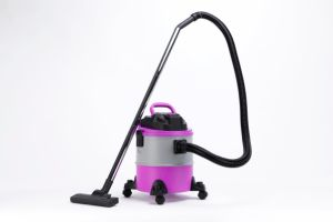 305p-20L 1250-1400W Plastic Tank Wet Dry Water Dust Vacuum Cleaner with or Without Socket pictures & photos